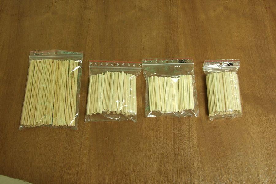 Drewniana skrzynia skarbów - wyposażenie