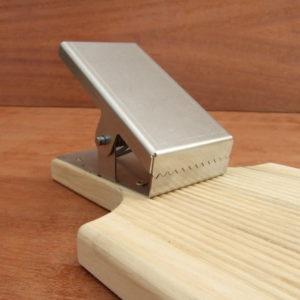 Drewniane akcesoria wędkarskie