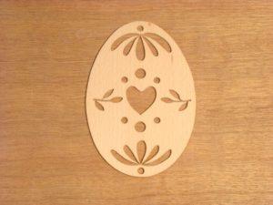 Drewniane dekoracje