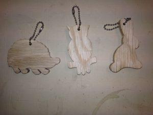Drewniane gadżety