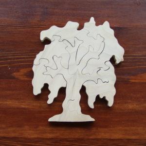 Drewnianepuzzle
