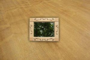 Drewniane ramki