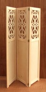 Drewniane parawany